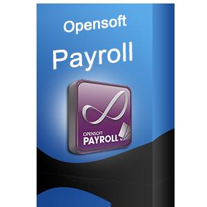 Opensoft payroll software