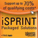 time and attendance iSprint Packaged Solutions