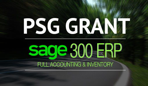 Sage 300 - Package (Advanced Edition)